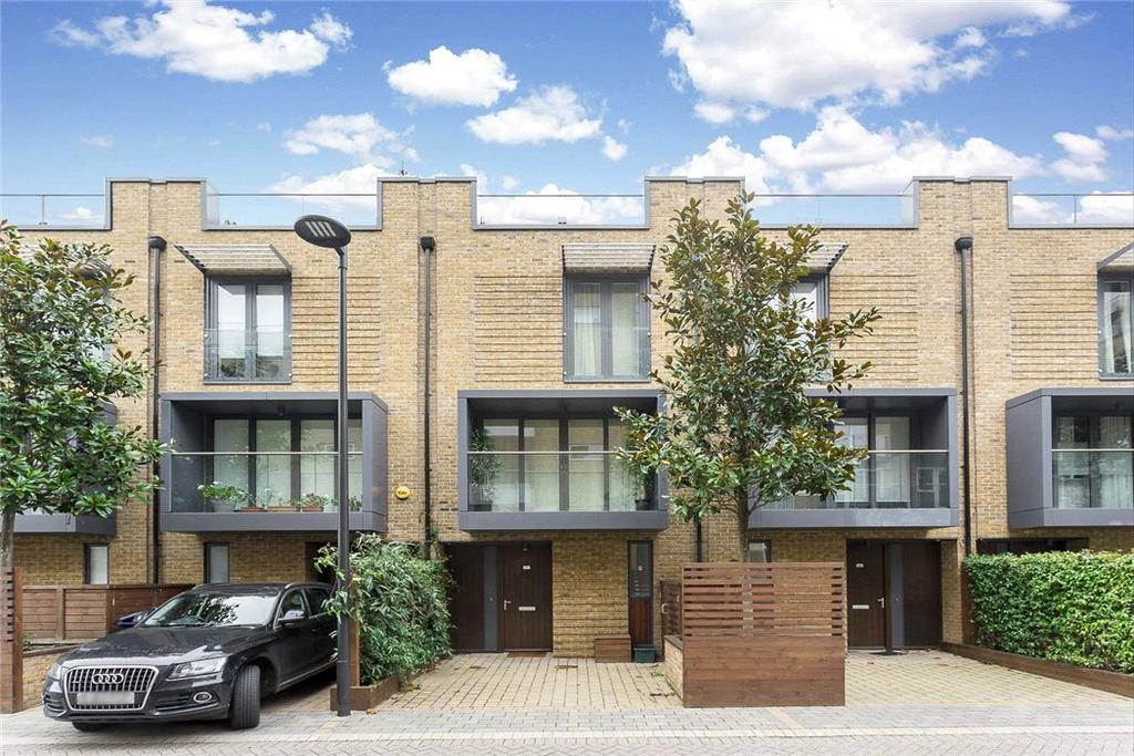 4 Bedrooms Terraced House for sale in Napier Square, Bromyard Avenue, London, W3