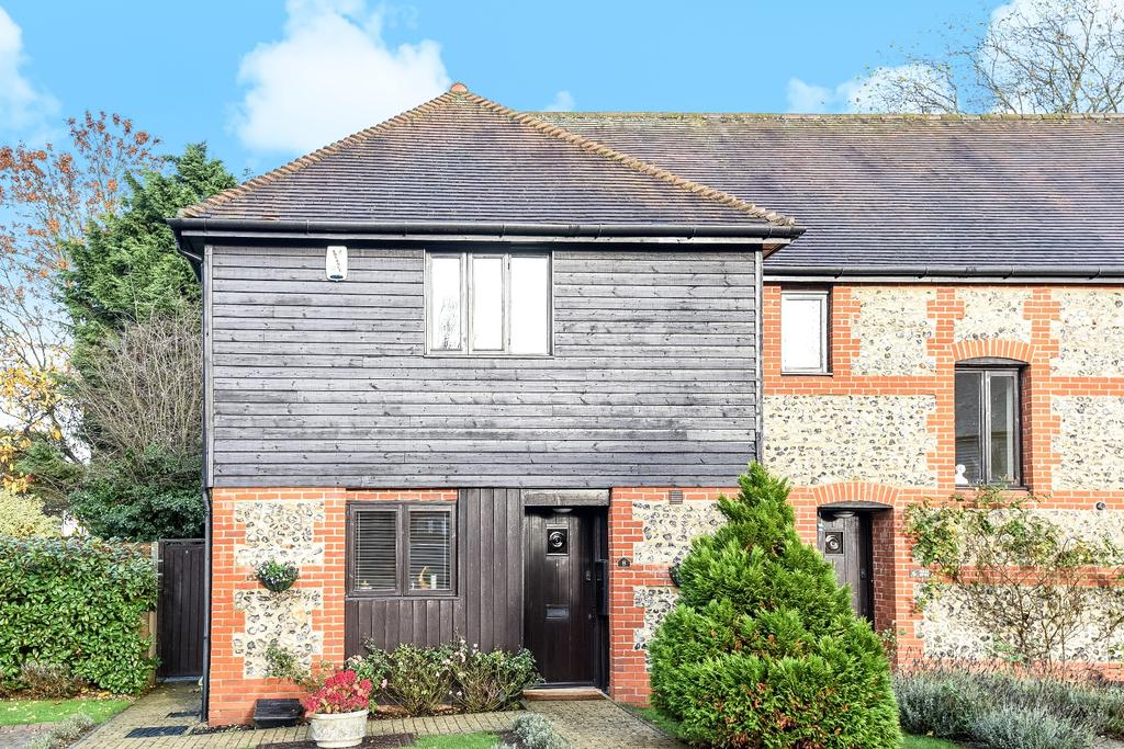 3 Bedrooms End Of Terrace House for sale in Forge Mews Addington Village CR0