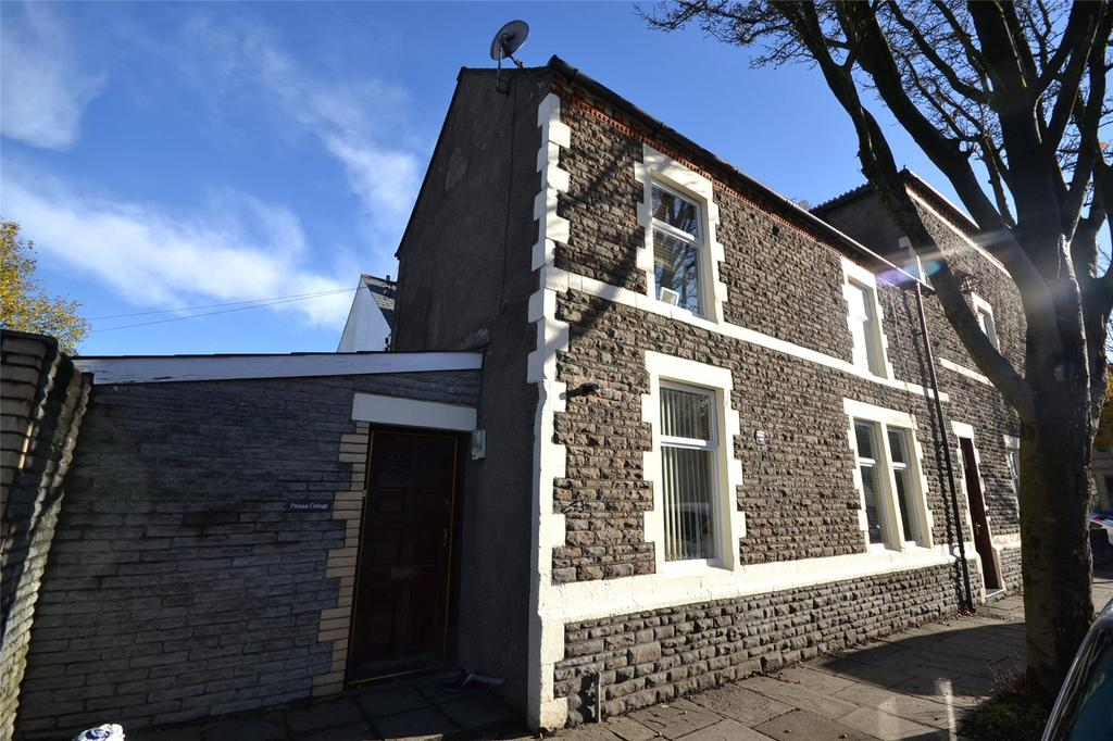 2 Bedrooms House for sale in Pitman Street, Pontcanna, Cardiff, CF11