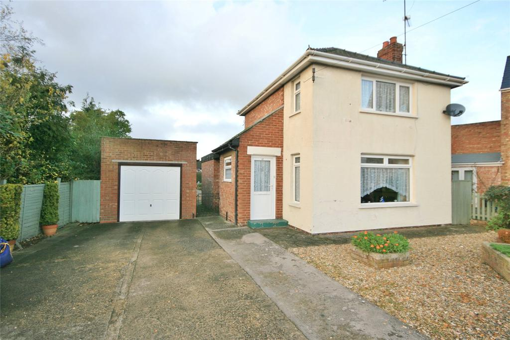 2 Bedrooms Detached House for sale in Bowditch Road, Spalding, PE11