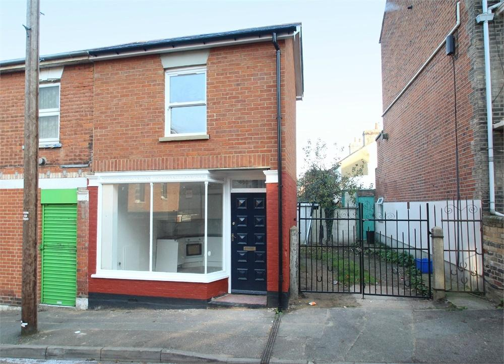 1 Bedroom End Of Terrace House for sale in Alexandra Road, Colchester, Essex
