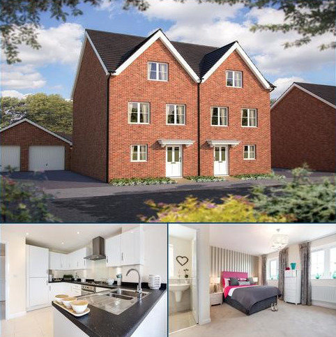 3 bedroom end of terrace house for sale - Hyde End Road, Shinfield, Berkshire, RG2