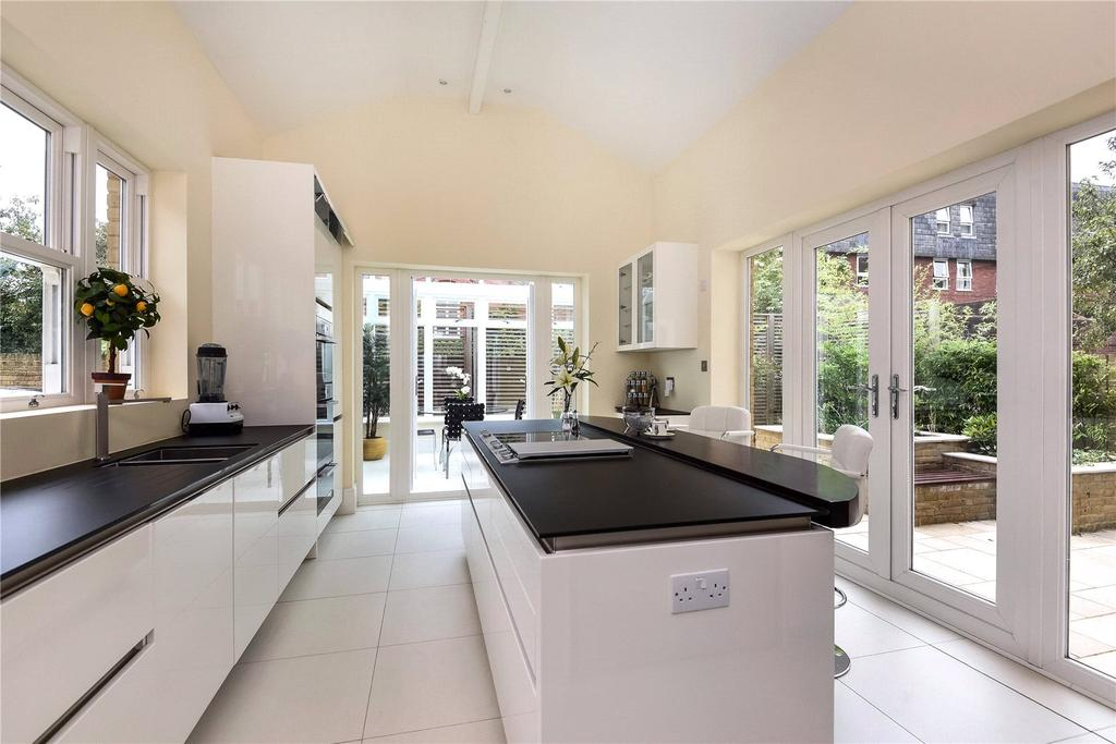 4 Bedrooms Detached House for rent in Clifton Road, Wimbledon Village, London, SW19