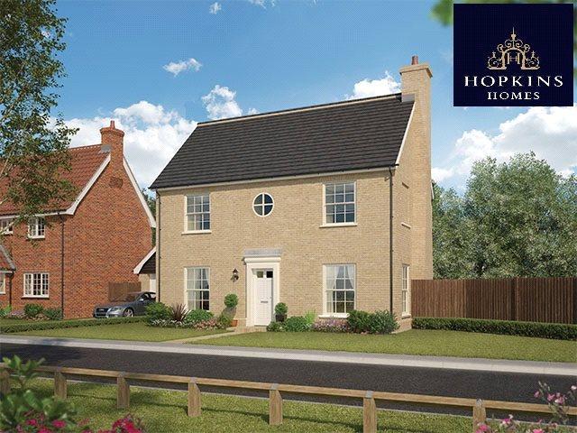 4 Bedrooms Detached Bungalow for sale in Alconbury Weald, Alconbury, Huntingdon, Cambridgeshire, PE28