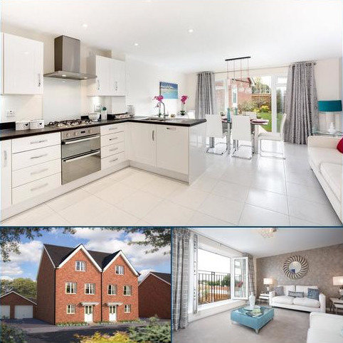 3 bedroom terraced house for sale - Hyde End Road, Shinfield, Berkshire, RG2