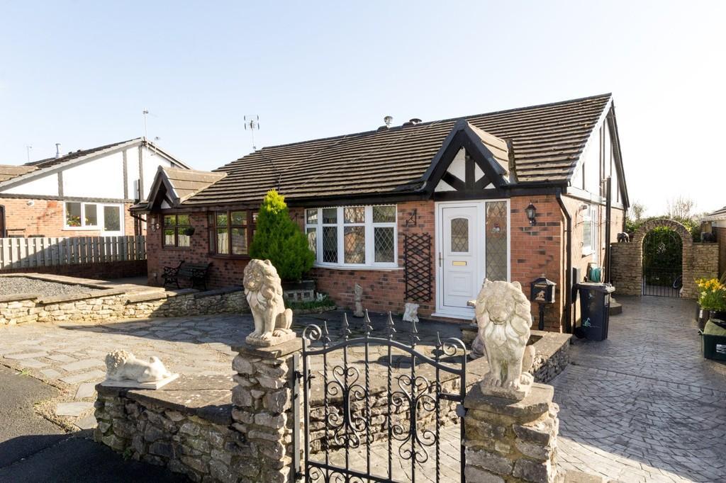 1 Bedroom Semi Detached Bungalow for sale in Dendron Close, Dalton-In-Furness