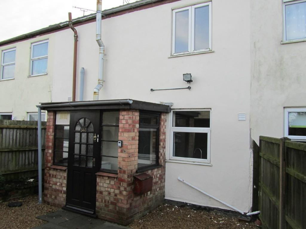 3 Bedrooms Terraced House for sale in High Road, Newton, Wisbech