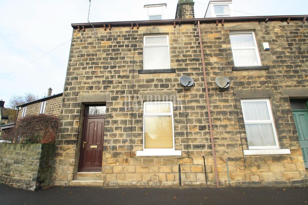 2 Bedrooms Semi Detached House for sale in Rodney Hill, Loxley