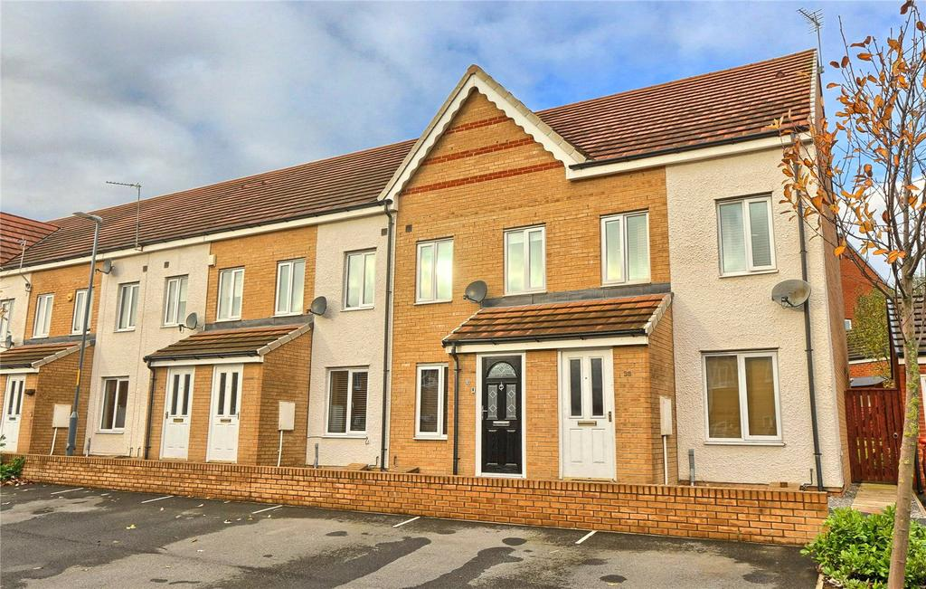 3 Bedrooms Terraced House for sale in Witton Park, Stockton On Tees