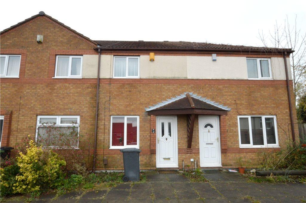 2 Bedrooms Terraced House for sale in Musgrave View, Bramley, Leeds