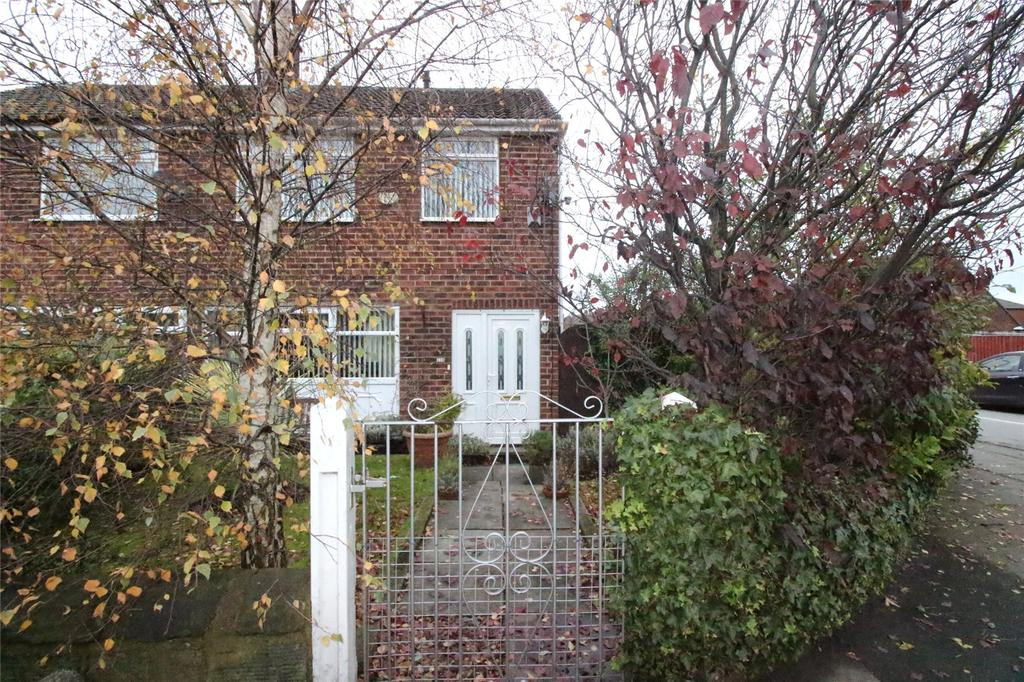 3 Bedrooms Semi Detached House for sale in Almonds Green, Liverpool, Merseyside, L12