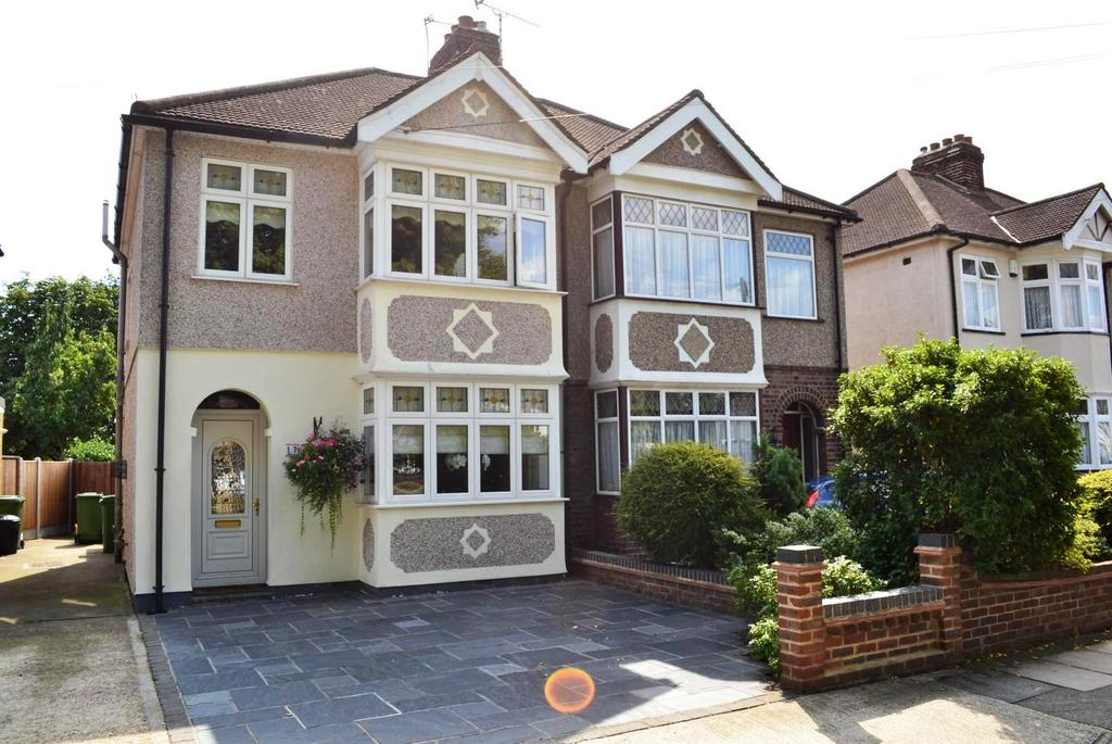 3 Bedrooms Semi Detached House for sale in Westbury Terrace, Upminster, Essex, RM14