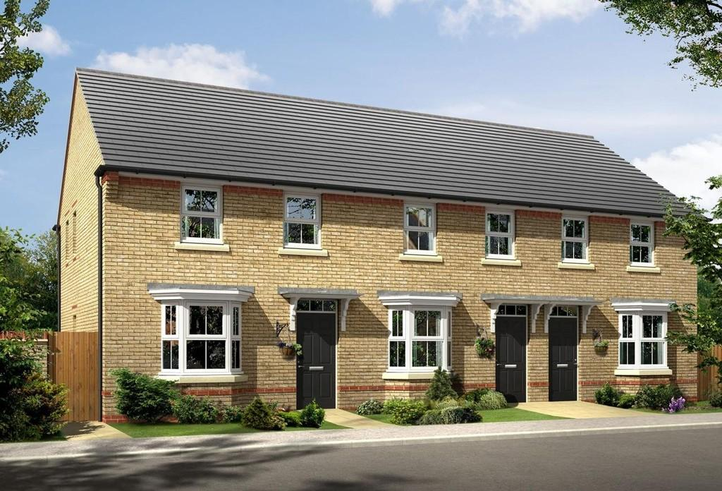 3 Bedrooms Town House for sale in Hastings Park, Ashby-de-la-Zouch