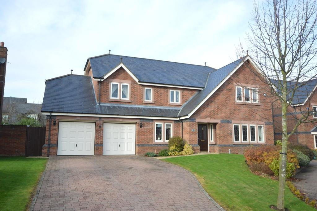 5 Bedrooms Detached House for sale in Bellcast Close, Appleton