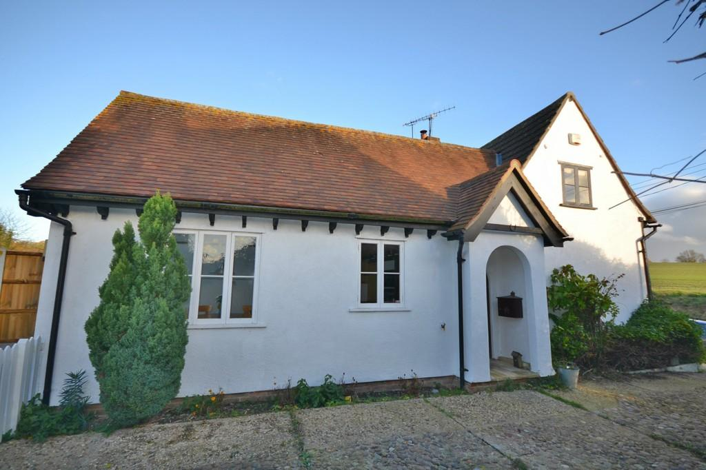 2 Bedrooms Semi Detached House for sale in 12 Hawkins Hill, Little Sampford, Saffron Walden, Essex