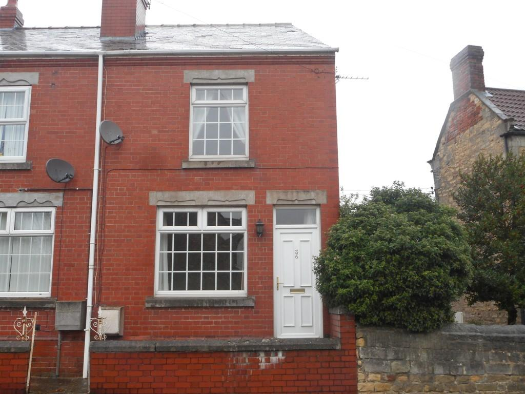 2 Bedrooms End Of Terrace House for sale in High Street, Laughton