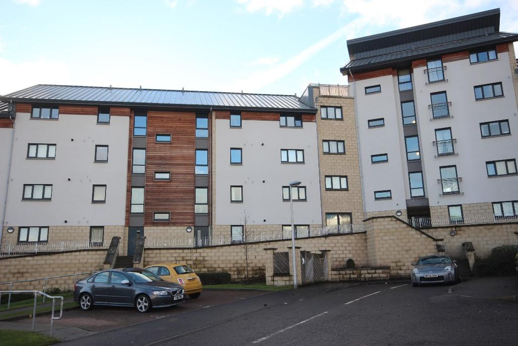 2 Bedrooms Flat for sale in Morris Court, Perth, Perthshire , PH1 2SZ