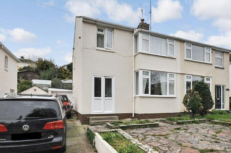 3 Bedrooms Semi Detached House for rent in Sherwell Valley Road, Torquay