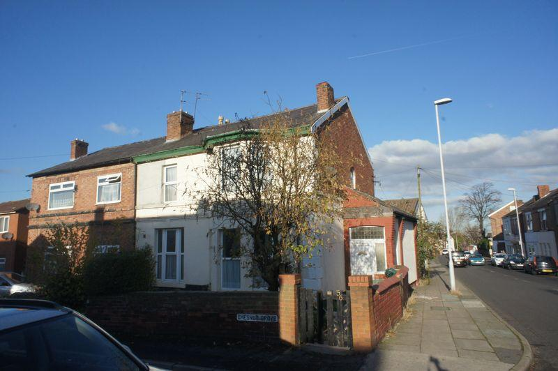 5 Bedrooms Semi Detached House for sale in 56 Chesnut Grove, Birkenhead