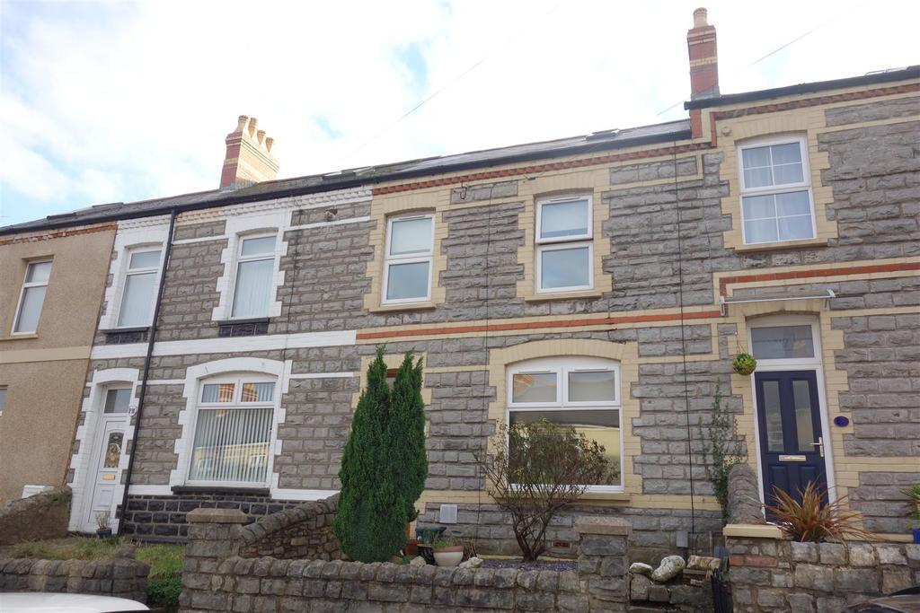 3 Bedrooms Terraced House for sale in Queens Road, Penarth