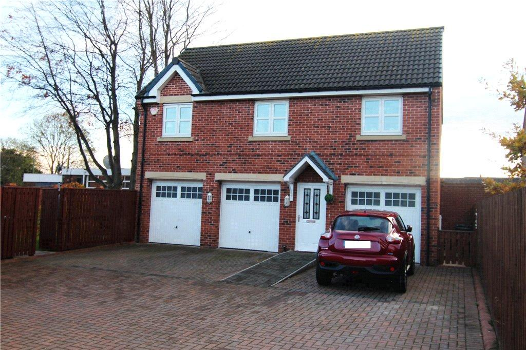 2 Bedrooms Apartment Flat for sale in Hutton Way, Framwellgate Moor, Durham, DH1