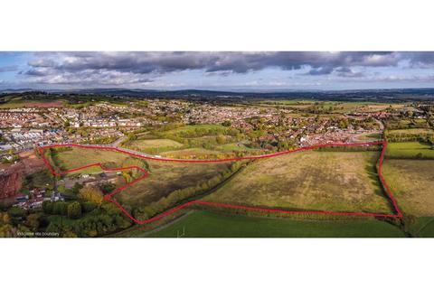 Land for sale - Land At Cumberland Way, Exeter, Devon, EX4
