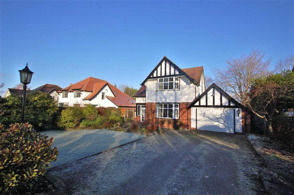 3 Bedrooms Detached House for sale in Bramhall Park Road, Bramhall, Cheshire