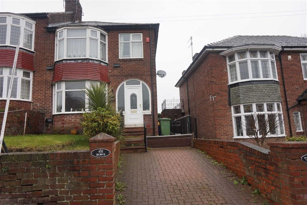 3 Bedrooms Semi Detached House for sale in Lobley Hill Road, Lobley Hill, Tyne And Wear