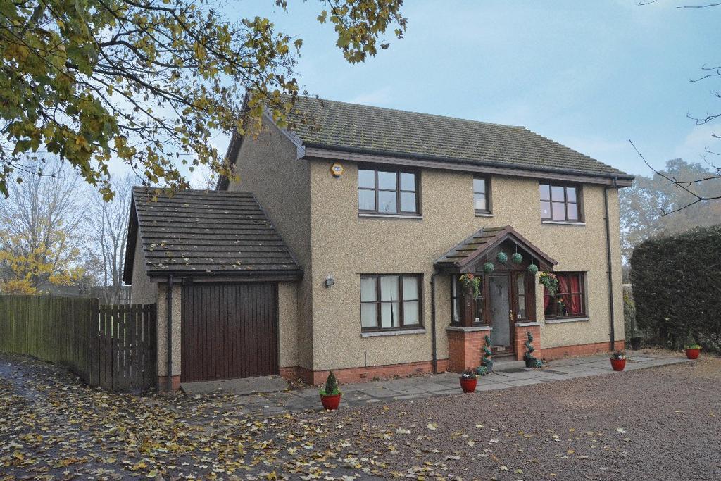 4 Bedrooms Detached House for sale in Falkirk Road, Bonnybridge, Falkrik, FK4 1BA