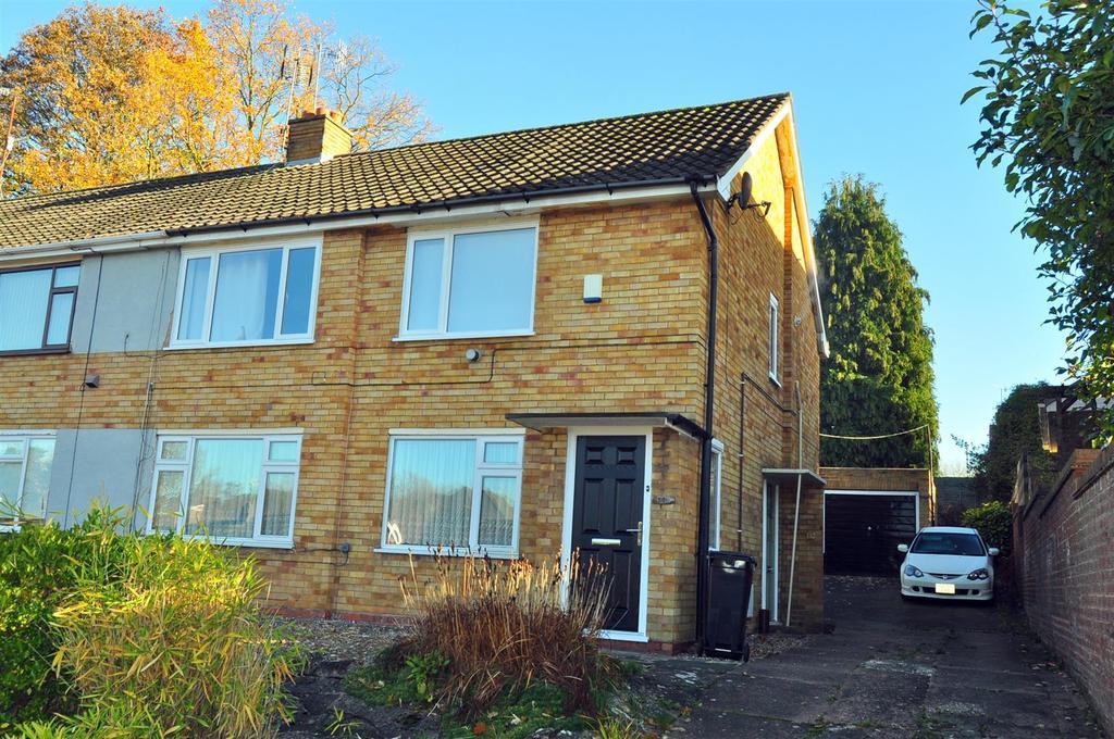 2 Bedrooms Flat for sale in Grange Crescent, Halesowen
