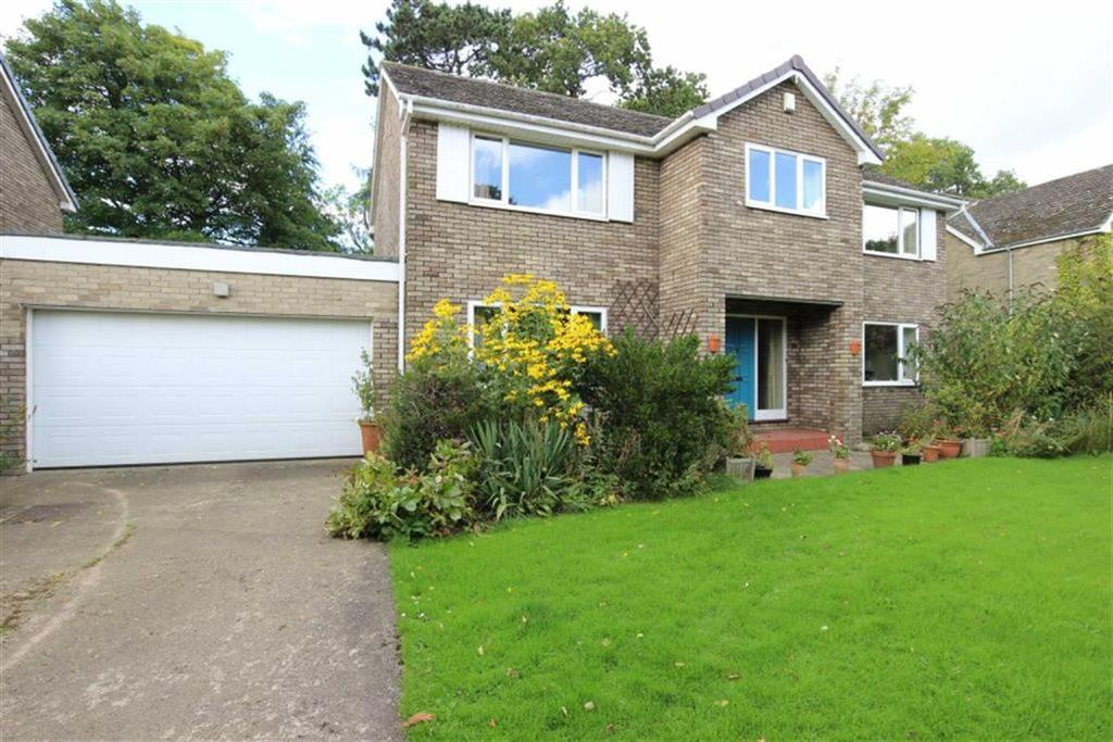 5 Bedrooms Detached House for sale in Kneeton Park, Richmond, North Yorkshire