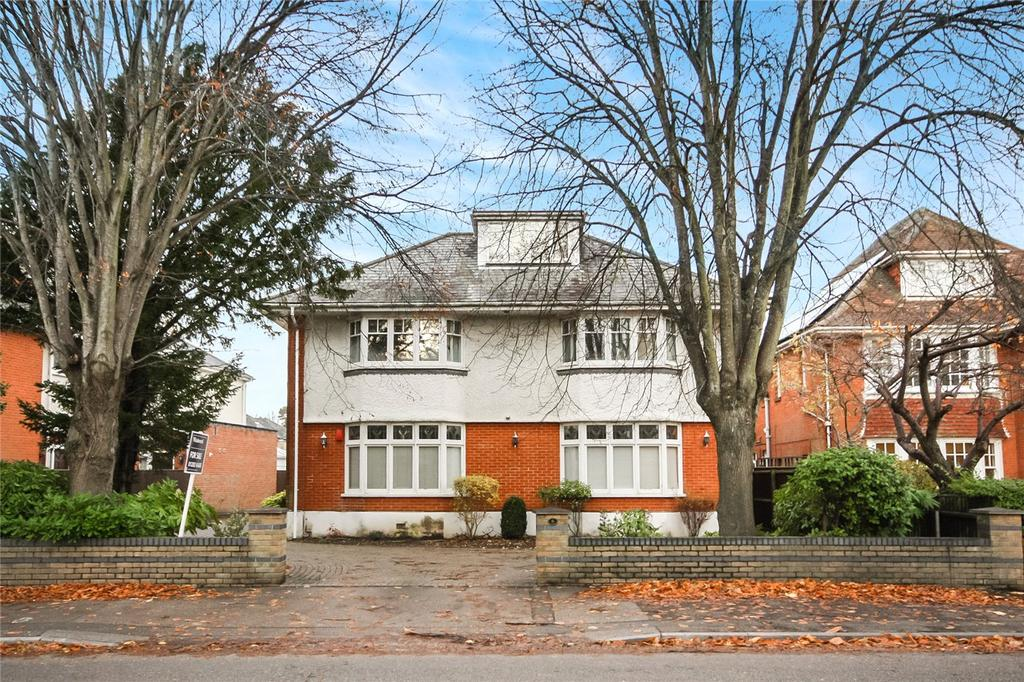 2 Bedrooms Flat for sale in Beechwood Avenue, Bournemouth, Dorset, BH5