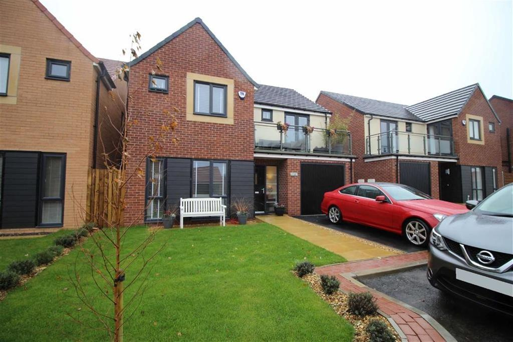 4 Bedrooms Detached House for sale in Birchwood Chase, Newcastle Upon Tyne, NE13