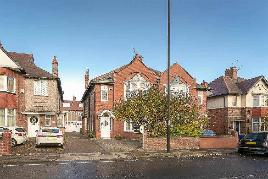 5 Bedrooms Semi Detached House for sale in Osborne Road, Jesmond, Newcastle upon Tyne