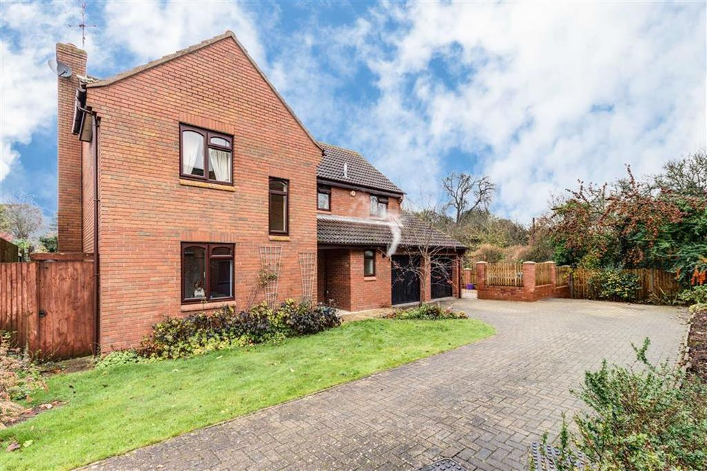 4 Bedrooms Detached House for sale in Mayalls Close, Tirley, Gloucestershire