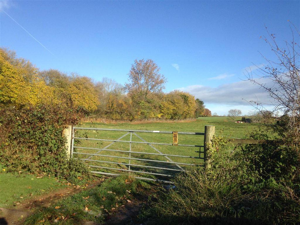 Land Commercial for sale in Off Croft Crescent, Yarpole, Leominster
