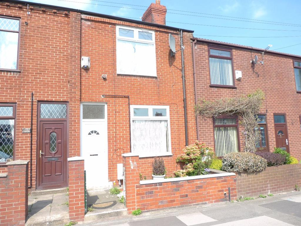 2 Bedrooms Terraced House for sale in Elephant Lane, Thatto Heath, St Helens