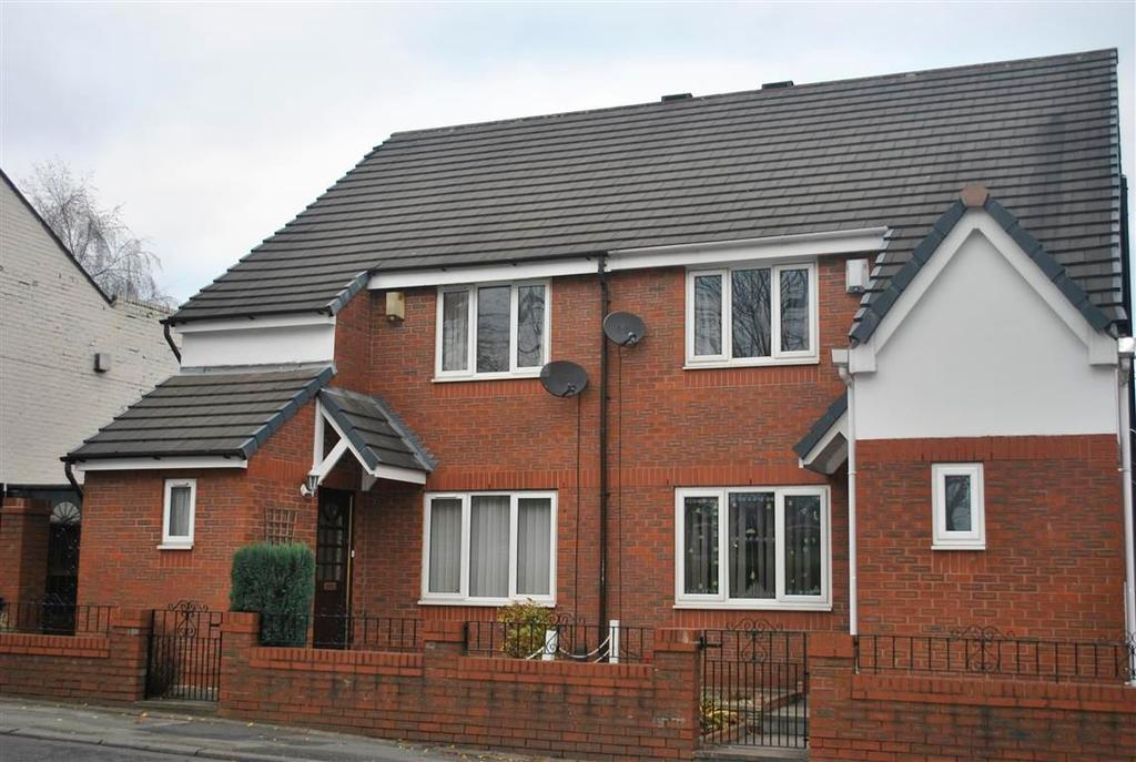3 Bedrooms Semi Detached House for sale in Robins Lane, Sutton, St Helens, WA9 3NF