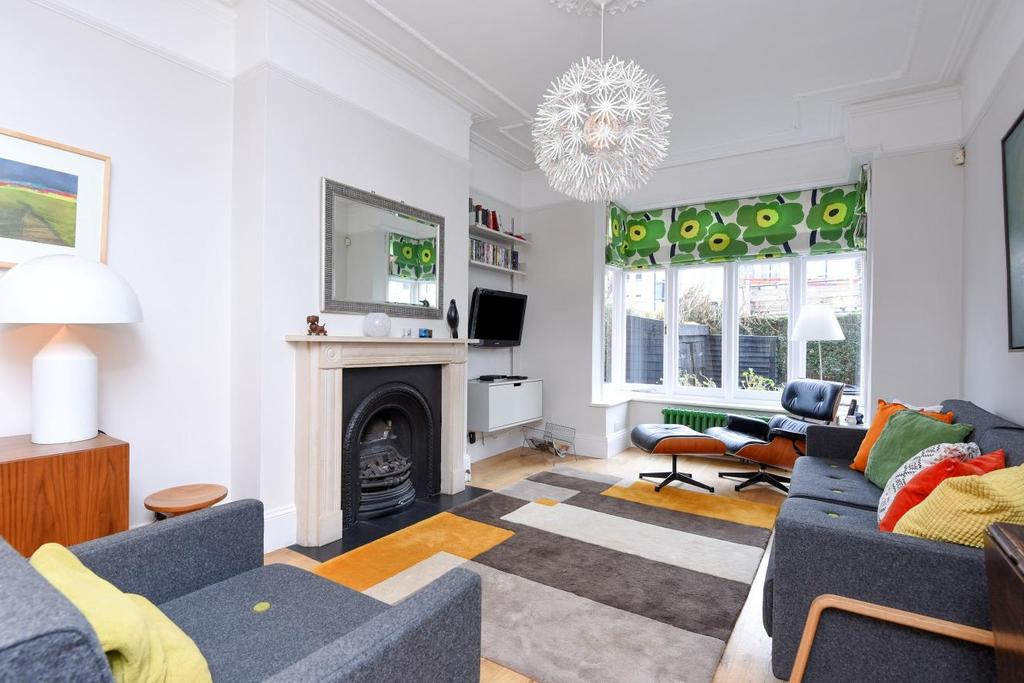 5 Bedrooms Terraced House for sale in Southdean Gardens, Wimbledon, SW19