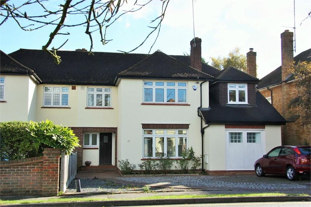 5 Bedrooms Semi Detached House for sale in Shenfield, BRENTWOOD, Essex