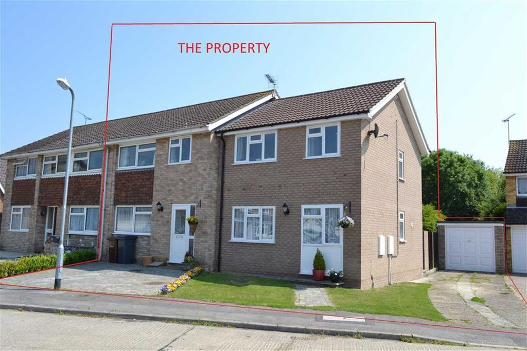 6 Bedrooms Semi Detached House for sale in Overmead Drive, South Woodham Ferrers, Essex