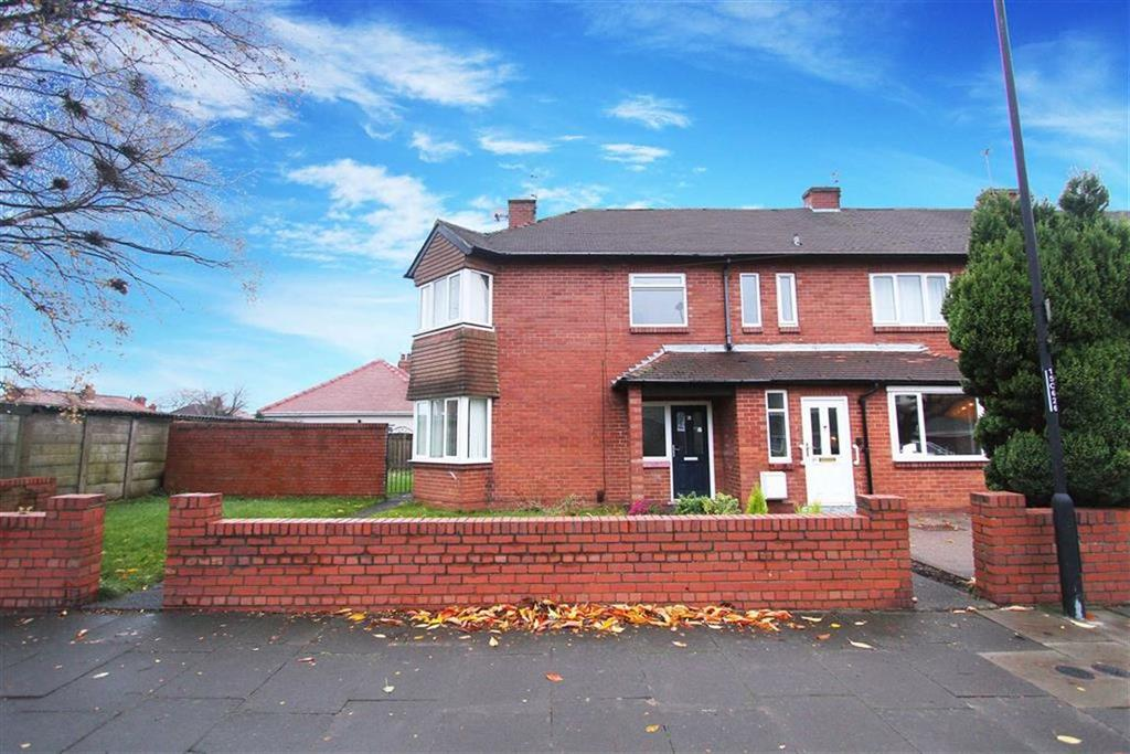 3 Bedrooms Semi Detached House for sale in Cauldwell Avenue, West Monkseaton, Tyne And Wear