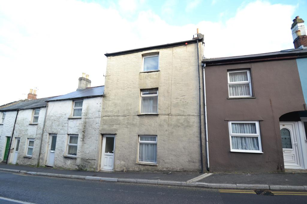 3 Bedrooms Terraced House for sale in St. Nicholas Street, Bodmin