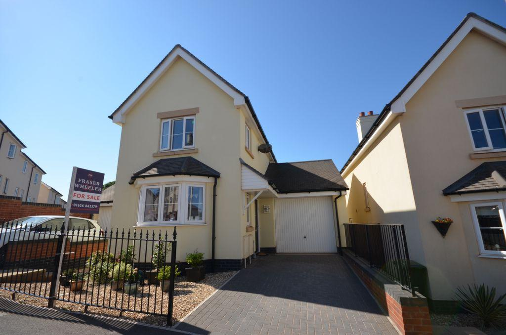 4 Bedrooms House for sale in Roscoff Road, Dawlish, EX7