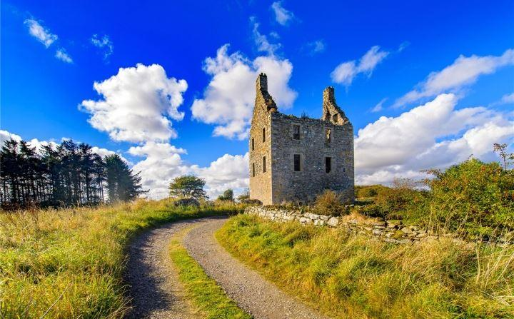 Unique Property for sale in Knockhall Castle, Newburgh, Aberdeenshire, AB41