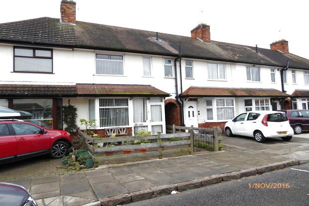 2 Bedrooms Terraced House for sale in Park Road, South Wigston, Leicester, LE18