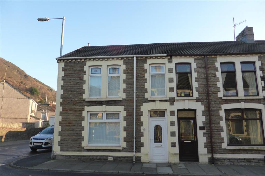 3 Bedrooms End Of Terrace House for sale in 28 King Street, Port Talbot