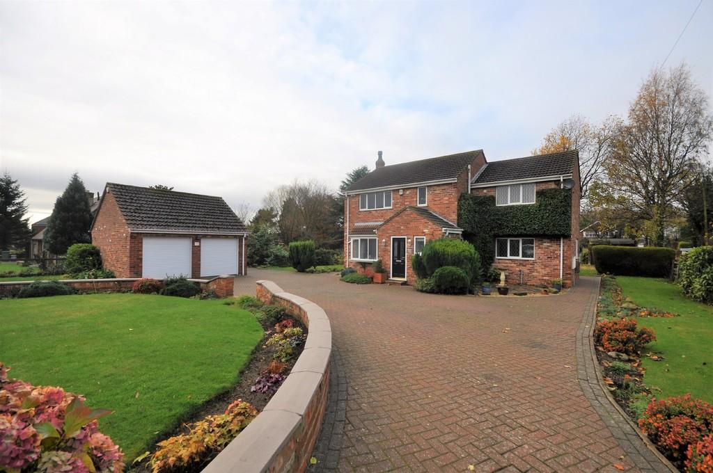 4 Bedrooms Detached House for sale in Pinfold Lane, Pollington
