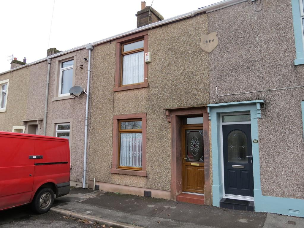 2 Bedrooms Terraced House for sale in Trumpet Terrace, Cleator, Cleator, Cumbria