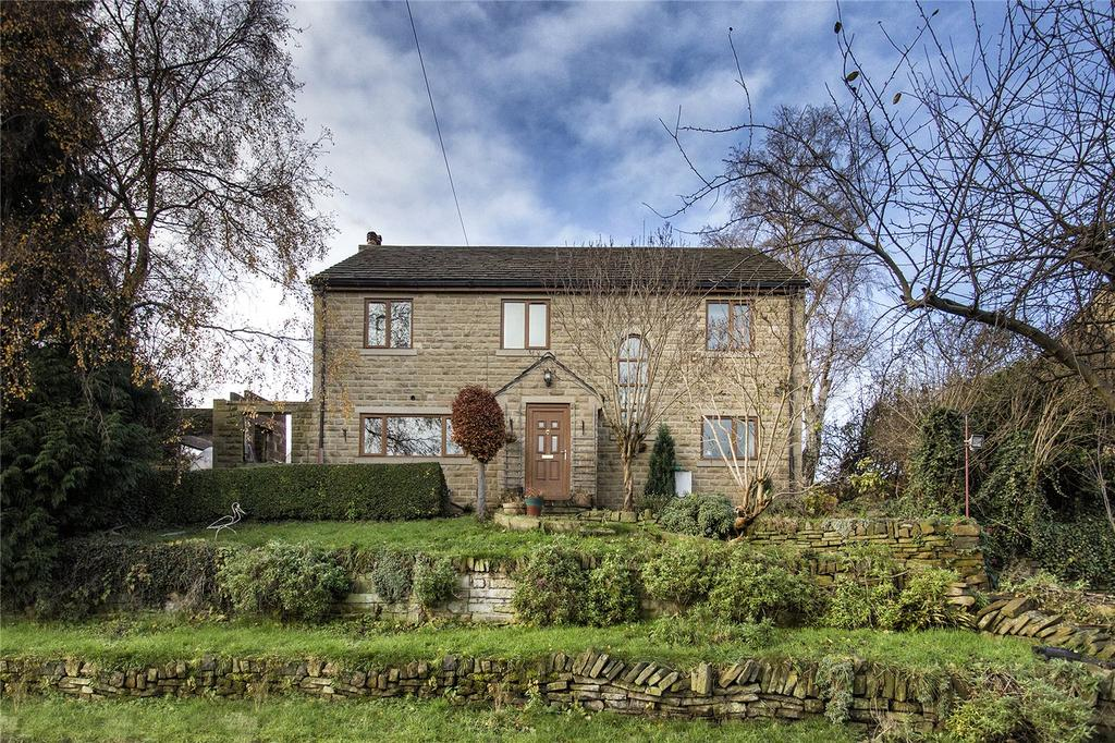 4 Bedrooms Detached House for sale in The Common, Dewsbury, West Yorkshire, WF12